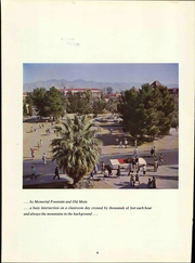 Page 10, 1959 Edition, University of Arizona - Desert Yearbook (Tucson, AZ) online yearbook collection