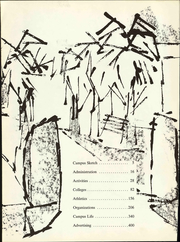 Page 8, 1959 Edition, University of Arizona - Desert Yearbook (Tucson, AZ) online yearbook collection