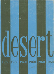 1960 Edition, University of Arizona - Desert Yearbook (Tucson, AZ)