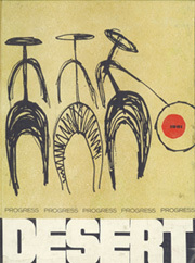1961 Edition, University of Arizona - Desert Yearbook (Tucson, AZ)
