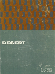 1962 Edition, University of Arizona - Desert Yearbook (Tucson, AZ)