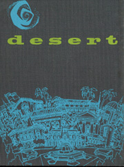 1963 Edition, University of Arizona - Desert Yearbook (Tucson, AZ)