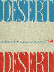 1964 Edition, University of Arizona - Desert Yearbook (Tucson, AZ)