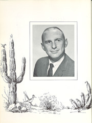 Page 6, 1965 Edition, University of Arizona - Desert Yearbook (Tucson, AZ) online yearbook collection