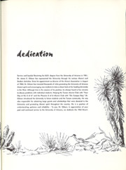 Page 7, 1965 Edition, University of Arizona - Desert Yearbook (Tucson, AZ) online yearbook collection