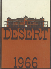 1966 Edition, University of Arizona - Desert Yearbook (Tucson, AZ)