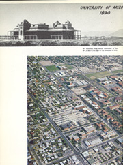 Page 12, 1966 Edition, University of Arizona - Desert Yearbook (Tucson, AZ) online yearbook collection
