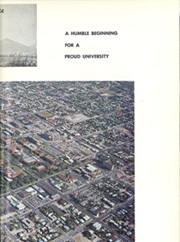 Page 13, 1966 Edition, University of Arizona - Desert Yearbook (Tucson, AZ) online yearbook collection