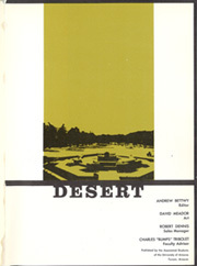 Page 5, 1966 Edition, University of Arizona - Desert Yearbook (Tucson, AZ) online yearbook collection