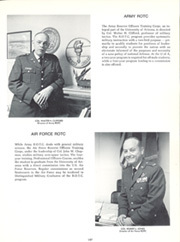 Page 199, 1968 Edition, University of Arizona - Desert Yearbook (Tucson, AZ) online yearbook collection