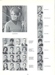 Page 213, 1968 Edition, University of Arizona - Desert Yearbook (Tucson, AZ) online yearbook collection