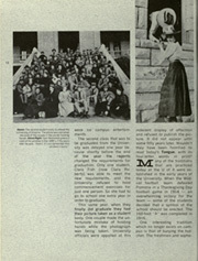 Page 16, 1971 Edition, University of Arizona - Desert Yearbook (Tucson, AZ) online yearbook collection