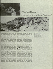 Page 17, 1971 Edition, University of Arizona - Desert Yearbook (Tucson, AZ) online yearbook collection