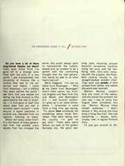Page 7, 1971 Edition, University of Arizona - Desert Yearbook (Tucson, AZ) online yearbook collection