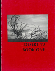 Page 1, 1973 Edition, University of Arizona - Desert Yearbook (Tucson, AZ) online yearbook collection