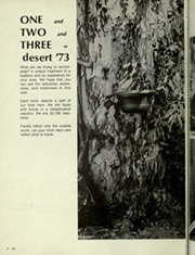 Page 4, 1973 Edition, University of Arizona - Desert Yearbook (Tucson, AZ) online yearbook collection