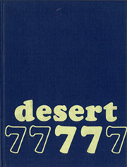 University of Arizona - Desert Yearbook (Tucson, AZ) online yearbook collection, 1977 Edition, Page 1