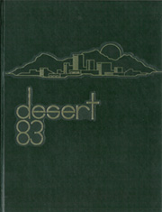 Page 1, 1983 Edition, University of Arizona - Desert Yearbook (Tucson, AZ) online yearbook collection