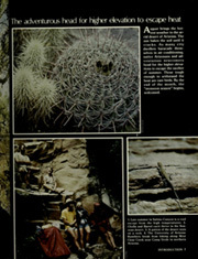 Page 11, 1983 Edition, University of Arizona - Desert Yearbook (Tucson, AZ) online yearbook collection