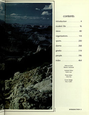 Page 7, 1983 Edition, University of Arizona - Desert Yearbook (Tucson, AZ) online yearbook collection