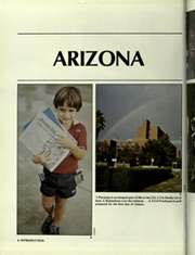 Page 8, 1983 Edition, University of Arizona - Desert Yearbook (Tucson, AZ) online yearbook collection