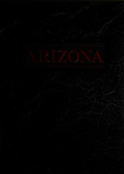 1984 Edition, University of Arizona - Desert Yearbook (Tucson, AZ)