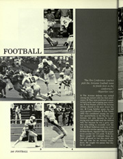Page 244, 1984 Edition, University of Arizona - Desert Yearbook (Tucson, AZ) online yearbook collection
