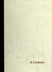 1985 Edition, University of Arizona - Desert Yearbook (Tucson, AZ)