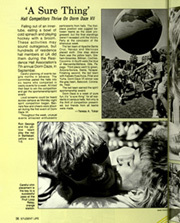 Page 40, 1987 Edition, University of Arizona - Desert Yearbook (Tucson, AZ) online yearbook collection