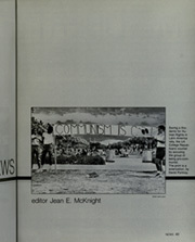 Page 53, 1987 Edition, University of Arizona - Desert Yearbook (Tucson, AZ) online yearbook collection