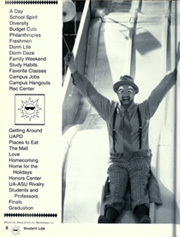 Page 12, 1994 Edition, University of Arizona - Desert Yearbook (Tucson, AZ) online yearbook collection