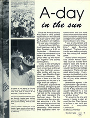 Page 15, 1994 Edition, University of Arizona - Desert Yearbook (Tucson, AZ) online yearbook collection