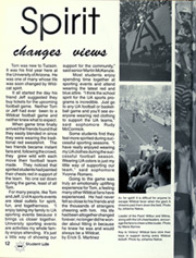 Page 16, 1994 Edition, University of Arizona - Desert Yearbook (Tucson, AZ) online yearbook collection