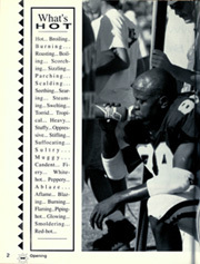 Page 6, 1994 Edition, University of Arizona - Desert Yearbook (Tucson, AZ) online yearbook collection