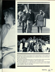 Page 9, 1994 Edition, University of Arizona - Desert Yearbook (Tucson, AZ) online yearbook collection