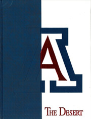 1995 Edition, University of Arizona - Desert Yearbook (Tucson, AZ)