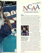 Page 13, 1997 Edition, University of Arizona - Desert Yearbook (Tucson, AZ) online yearbook collection
