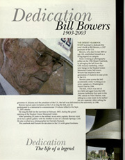 Page 10, 2004 Edition, University of Arizona - Desert Yearbook (Tucson, AZ) online yearbook collection
