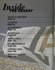 Page 12, 2004 Edition, University of Arizona - Desert Yearbook (Tucson, AZ) online yearbook collection