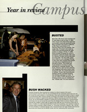 Page 16, 2004 Edition, University of Arizona - Desert Yearbook (Tucson, AZ) online yearbook collection
