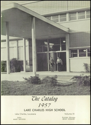 Page 5, 1957 Edition, Lake Charles High School - Catalog Yearbook (Lake Charles, LA) online yearbook collection