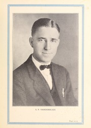 Page 11, 1929 Edition, Washington Lee High School - Blue and Gray Yearbook (Arlington, VA) online yearbook collection