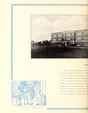 Page 12, 1929 Edition, Washington Lee High School - Blue and Gray Yearbook (Arlington, VA) online yearbook collection