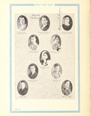 Page 14, 1929 Edition, Washington Lee High School - Blue and Gray Yearbook (Arlington, VA) online yearbook collection