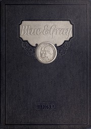Page 1, 1930 Edition, Washington Lee High School - Blue and Gray Yearbook (Arlington, VA) online yearbook collection