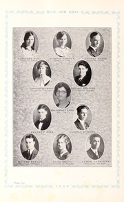 Page 14, 1930 Edition, Washington Lee High School - Blue and Gray Yearbook (Arlington, VA) online yearbook collection