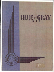 Page 1, 1942 Edition, Washington Lee High School - Blue and Gray Yearbook (Arlington, VA) online yearbook collection