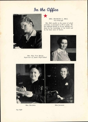Page 14, 1942 Edition, Washington Lee High School - Blue and Gray Yearbook (Arlington, VA) online yearbook collection