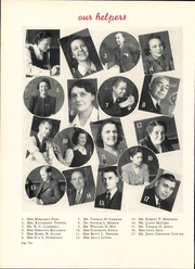 Page 16, 1942 Edition, Washington Lee High School - Blue and Gray Yearbook (Arlington, VA) online yearbook collection