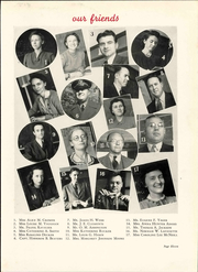 Page 17, 1942 Edition, Washington Lee High School - Blue and Gray Yearbook (Arlington, VA) online yearbook collection